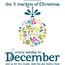 Christmas markets 2014 poster